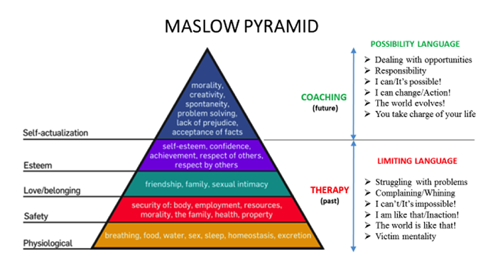 what is coaching ? an image is worth a thousand words - personal